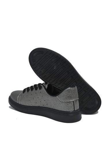 David Jones Spor Ayakkabı Gümüş